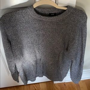 Men's H&M sweater.